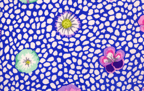Guinea Flower 0Blue 1,14m*13,7m - 40.00 lei