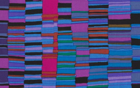Shirt Stripe Cobal 1,14m*13,7m - 40.00 lei