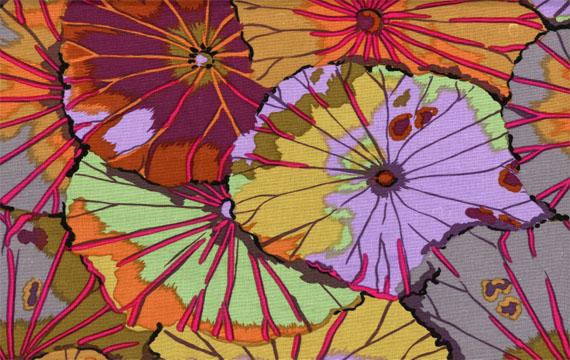 Lotus Leaf Umber 1,14m*13,7m - 40.00 lei