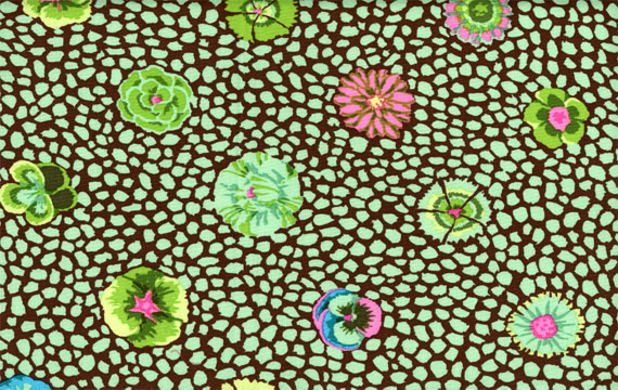 Guinea Flower Green 1,14m*13,7m - 40.00 lei