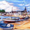 The Breton Harbour