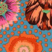 Big Blooms 0Turq 1,14m*13,7m - 40.00 lei