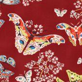 Queen Ann's Butterflies Rubyx 1,14m*13,70m - 40.00 lei