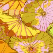Lotus Leaf Yello 1,14m*13,7m - 40.00 lei